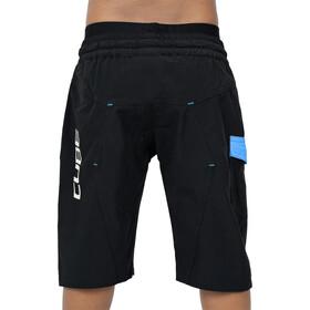 Cube Junior Baggy Shorts mit Innenhose Kinder black